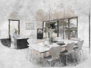 ergonomia-projekt mieszkania
